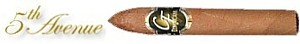 Fifth Avenue Torpedo, CF Dominicana Cigars