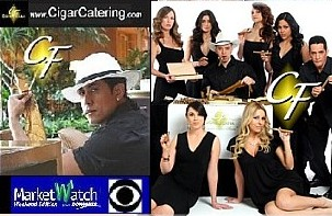 Cigar Roller San Diego, Cigar Events in San Diego, Wedding, Golf